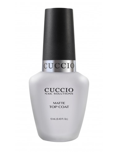 CUCCIO COLOUR MATTE TOP COAT