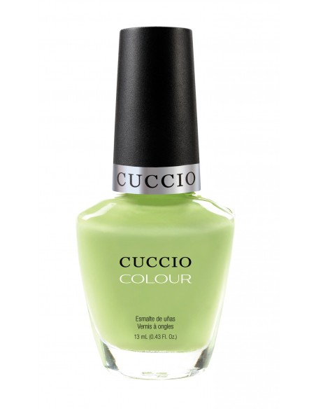 CUCCIO COLOUR IN THE KEY OF LIME