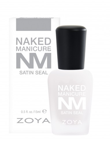 Zoya Naked Manicure Satin Seal