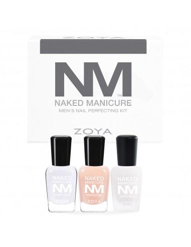 Zoya Naked Manicure Men's Kit
