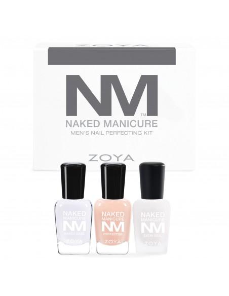 Zoya Naked Manicure Kit pour Hommes