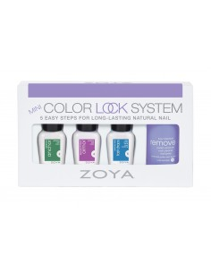 Zoya Mini Color Lock Kit