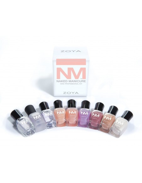 Zoya Naked Manicure Mini Professional Kit