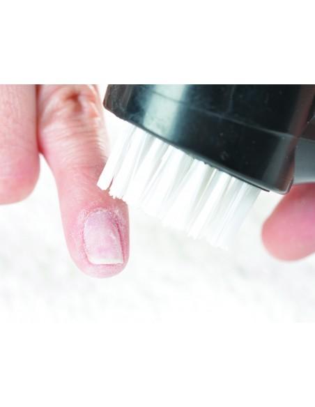 Cuccio Pro 2-in-1 Premium Cuticle & Duster Brush
