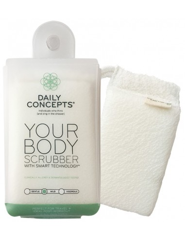 DAILY CONCEPTS YOUR BODY SCRUBBER