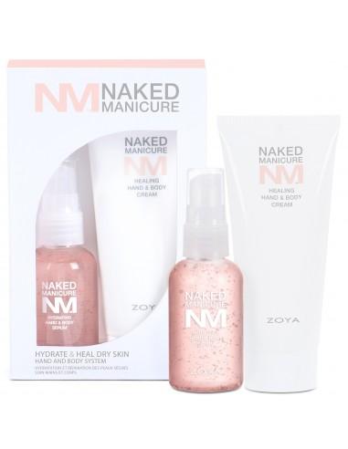 Zoya Naked Manicure Hydrate & Heal Starter Kit