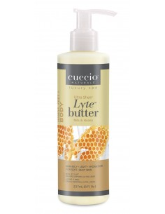Cuccio Naturalé Lyte Butter Lotion Milch & Honey-237ml