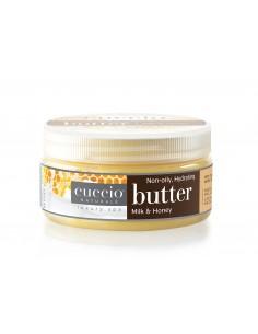 Cuccio Naturalé Hydrating Butter - Milk & Honey
