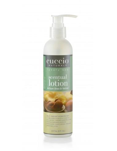 Cuccio Naturale Scentual Lotion Artisan Shea & Vetiver