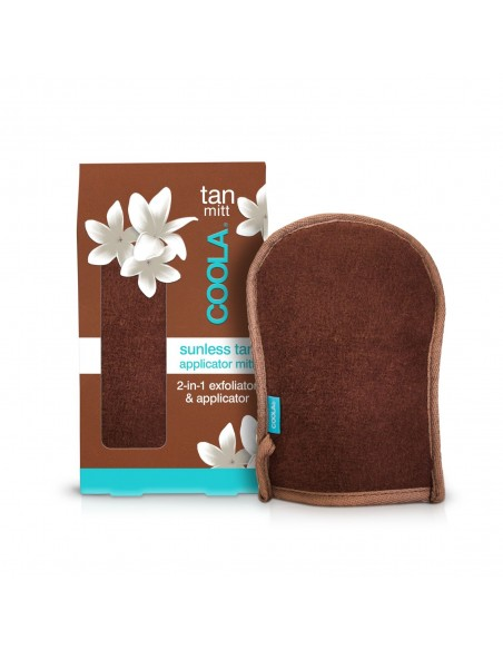 Coola Organic Sunless Tan 2-in-1 Applicator Mitt