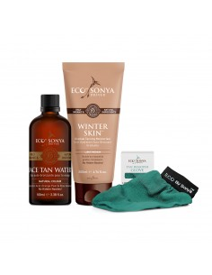 Eco By Sonya Driver Complete Tanning Kit Winter Skin