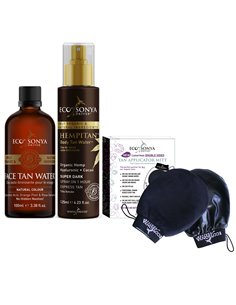Eco by Sonya Driver Holy Grail Tanning Pack