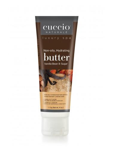 Cuccio Naturalé Hydrating Butter - Vanilla Bean & Sugar