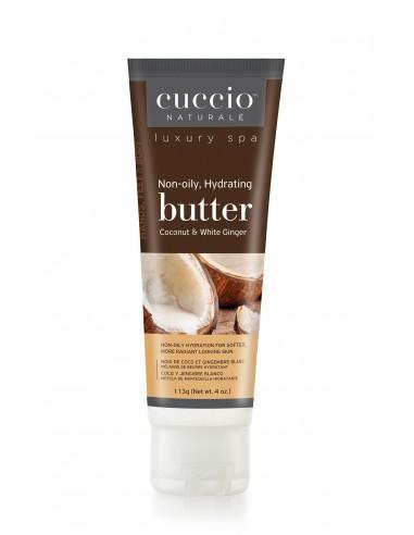 Cuccio Naturalé Burro Idratante - Coconut & White Ginger