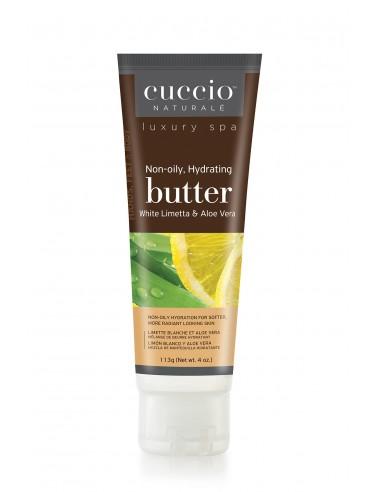Cuccio Naturalé Feuchtigkeitsspendende Butter - White Limetta & Aloe Vera
