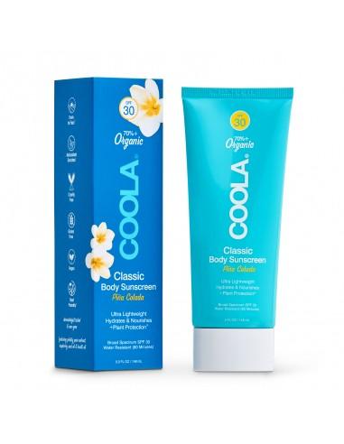 Coola Classic Body Organic SPF30 - Pina Colada 148ml
