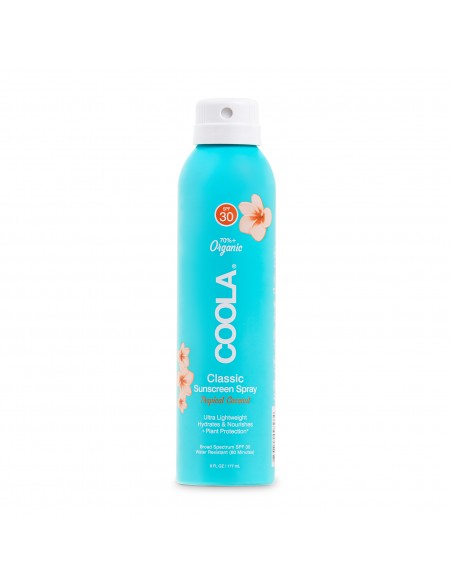 Coola Classic Body Organic Sunscreen Spray SPF30 - Tropical Coconut 177ml