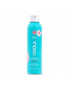 Coola Classic Body Organic Sunscreen Spray SPF50 - Guava Mango 177ml