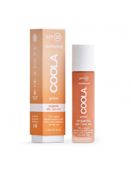 Coola Rosilliance Mineral BB+ Cream Tinted Organic Sunscreen SPF 30 - Golden