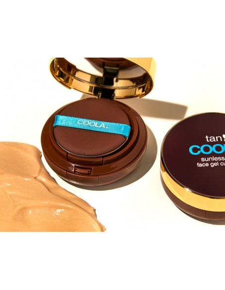Coola Organic Sunless Tan Luminizing Face Compact