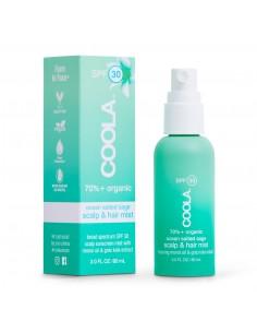 Coola Scalp & Hair Mist Organic Sunscreen SPF 30