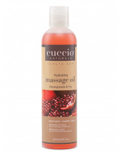 Cuccio Naturalé Hydrating Massage OIl - Pomeganate & Fig