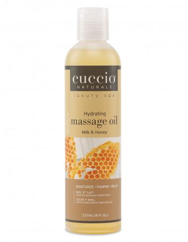 Cuccio Naturalé Hydrating Massage Oil - Milk & Honey