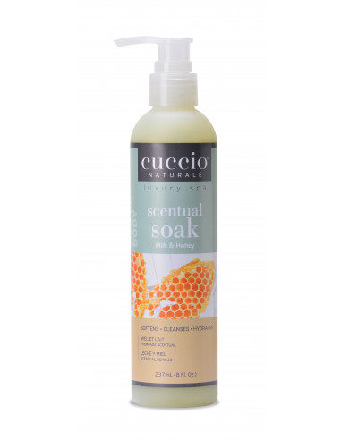 Cuccio Naturalé Scentual Soak Soak - Milk & Honey