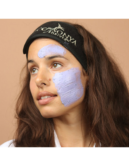 Eco by Sonya Driver Face Compost Mask Purple Power