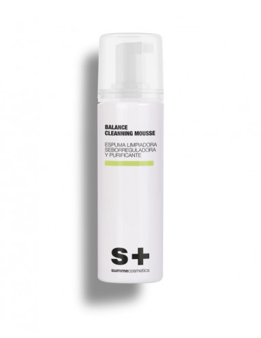 Summe Cosmetics Balance Cleanning Mousse