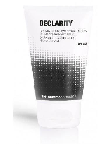 Summe Cosmetics Beclarity Dark Spot Correcting Hand Cream SPF30