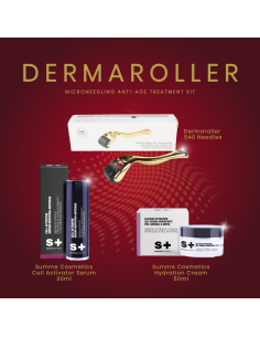 Dermaroller Anti-Age Treatment Kit