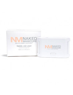 Zoya Naked Manicure Gelie Cure Travel LED UV Light USB