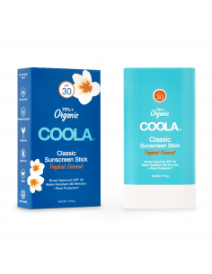 Coola Classic Organic Sunscreen Stick SPF30 - Tropical Coconut